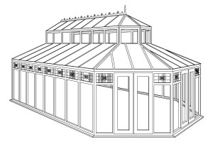lantern top conservatories